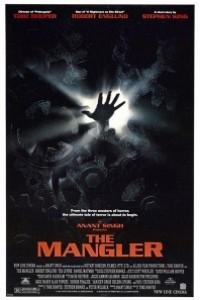 Caratula, cartel, poster o portada de Alianza macabra (The Mangler)