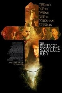 Caratula, cartel, poster o portada de El puente de San Luis Rey