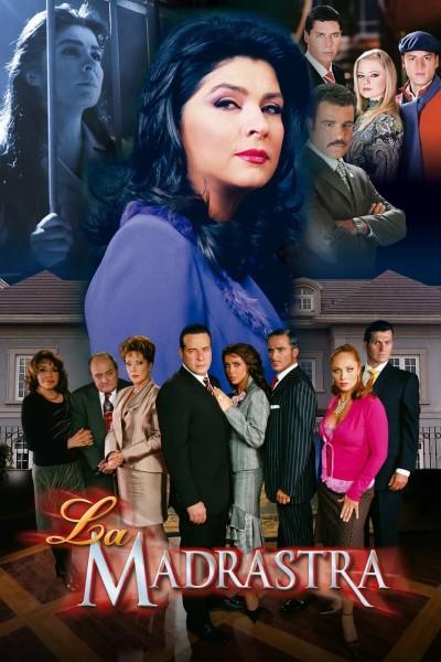 Caratula, cartel, poster o portada de La madrastra