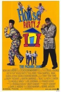Caratula, cartel, poster o portada de House Party 2