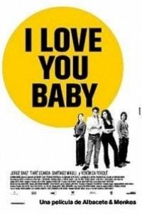 Caratula, cartel, poster o portada de I Love You Baby