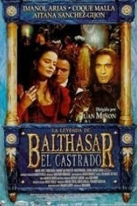 Caratula, cartel, poster o portada de La leyenda de Balthasar el castrado