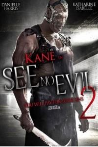 Caratula, cartel, poster o portada de See No Evil 2