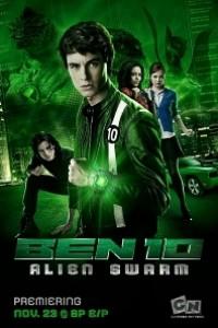 Caratula, cartel, poster o portada de Ben 10: Alien Swarm