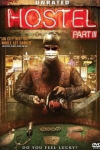 Caratula, cartel, poster o portada de Hostel 3: De vuelta al horror