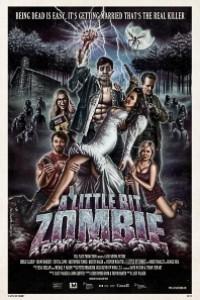 Caratula, cartel, poster o portada de Un poco zombie