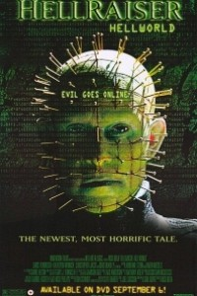 Caratula, cartel, poster o portada de Hellraiser VIII: Hellworld