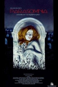 Caratula, cartel, poster o portada de Parasomnia
