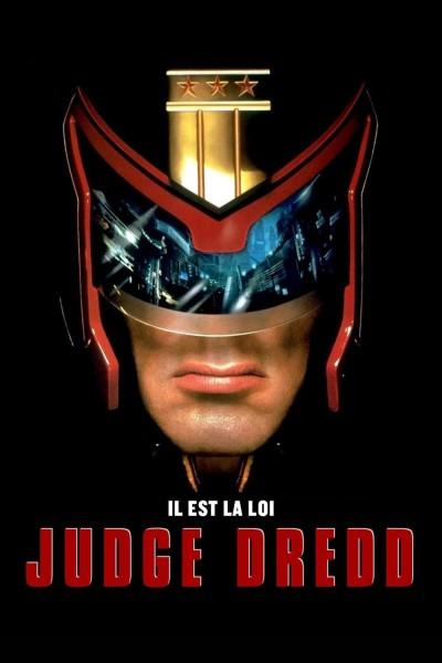 Caratula, cartel, poster o portada de Juez Dredd
