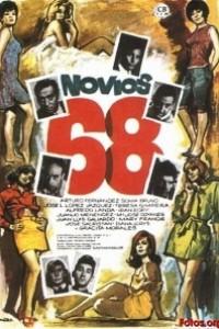 Caratula, cartel, poster o portada de Novios 68