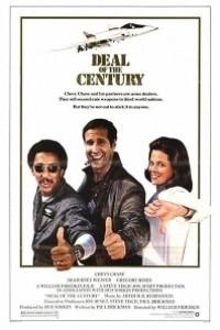 Caratula, cartel, poster o portada de El contrato del siglo