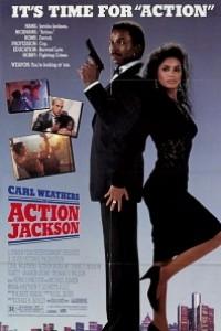 Caratula, cartel, poster o portada de Acción Jackson