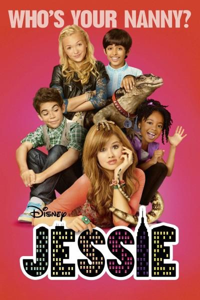 Caratula, cartel, poster o portada de Jessie