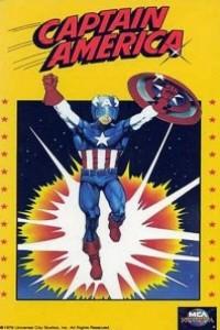 Caratula, cartel, poster o portada de Capitán América