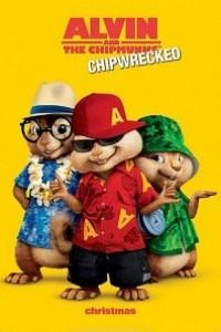 Caratula, cartel, poster o portada de Alvin y las ardillas 3