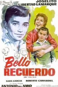 Caratula, cartel, poster o portada de Bello recuerdo
