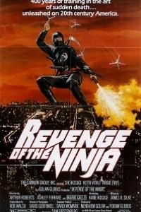 Caratula, cartel, poster o portada de La venganza del Ninja