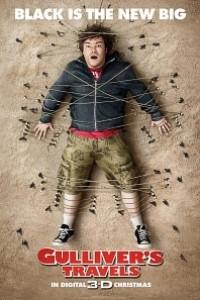 Caratula, cartel, poster o portada de Los viajes de Gulliver
