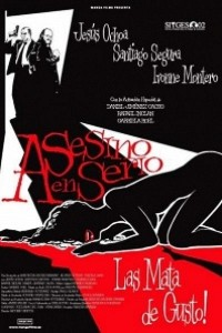 Caratula, cartel, poster o portada de Asesino en serio