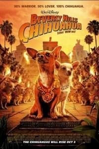 Caratula, cartel, poster o portada de Un chihuahua en Beverly Hills