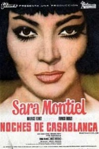 Caratula, cartel, poster o portada de Noches de Casablanca