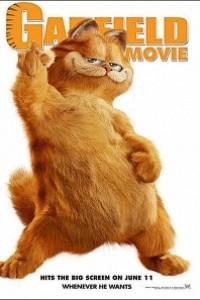 Caratula, cartel, poster o portada de Garfield: La película