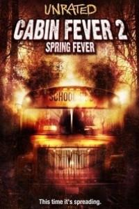 Caratula, cartel, poster o portada de Cabin Fever 2: Spring Fever