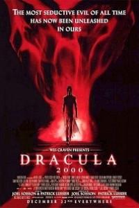 Caratula, cartel, poster o portada de Drácula 2000