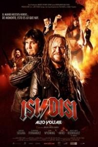 Caratula, cartel, poster o portada de Isi/Disi: Alto voltaje