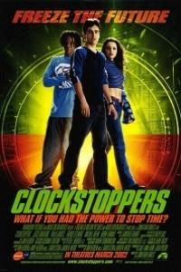 Caratula, cartel, poster o portada de Clockstoppers, detener el tiempo