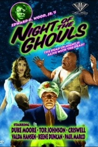 Caratula, cartel, poster o portada de Night of the Ghouls