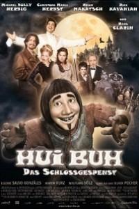 Caratula, cartel, poster o portada de Hui Buh, el terror del castillo