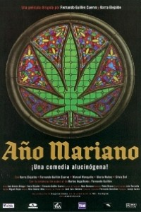 Caratula, cartel, poster o portada de Año mariano