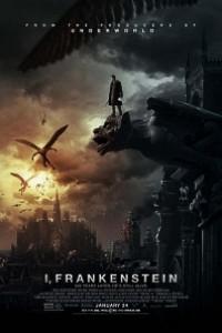 Caratula, cartel, poster o portada de Yo, Frankenstein