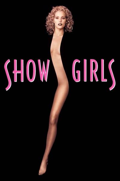 Caratula, cartel, poster o portada de Showgirls