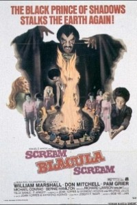 Caratula, cartel, poster o portada de ¡Grita Blácula Grita! (Drácula Negro II)