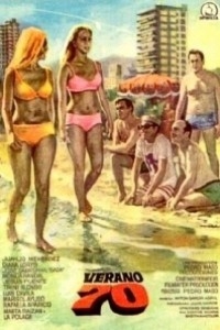 Caratula, cartel, poster o portada de Verano 70