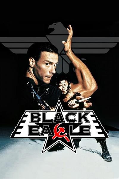 Caratula, cartel, poster o portada de Black Eagle (Águila Negra)