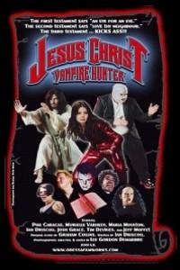 Caratula, cartel, poster o portada de Jesucristo, cazador de vampiros