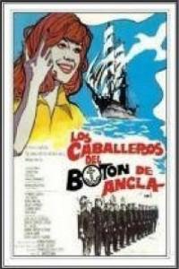 Caratula, cartel, poster o portada de Los caballeros del botón de ancla