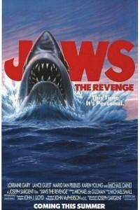 Caratula, cartel, poster o portada de Tiburón, la venganza (Tiburón 4)
