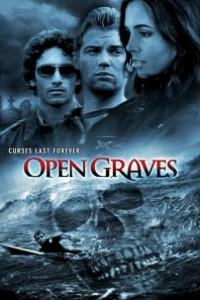 Caratula, cartel, poster o portada de Tumbas abiertas (Open Graves)