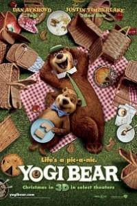 Caratula, cartel, poster o portada de El oso Yogui