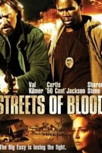 Caratula, cartel, poster o portada de Calles sangrientas