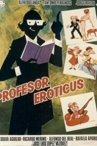 Caratula, cartel, poster o portada de Profesor eróticus
