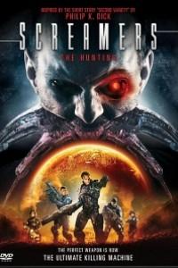 Caratula, cartel, poster o portada de Screamers: Asesinos cibernéticos 2