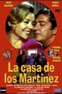 Caratula, cartel, poster o portada de La casa de los Martínez