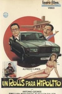 Caratula, cartel, poster o portada de Un rolls para Hipólito