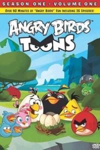 Caratula, cartel, poster o portada de Angry Birds Toons