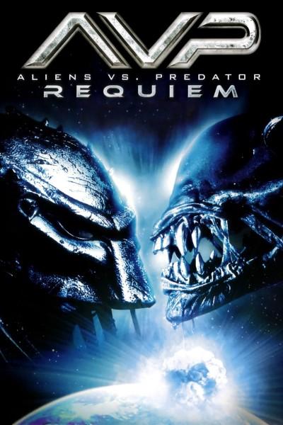 Caratula, cartel, poster o portada de Alien vs. Predator 2